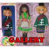 Candy Candy Custom Dolls