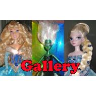 Disney & Co Custom Dolls (Gallery)