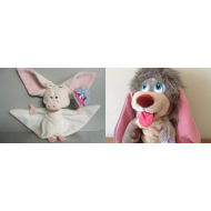 Pooka & Bartook Peluche Applause