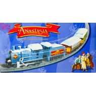Anastasia Train Promotional (Burger King)