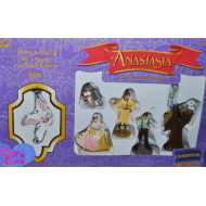 ANASTASIA FIGURINES BLOCKBUSTER EXCLUSIVE