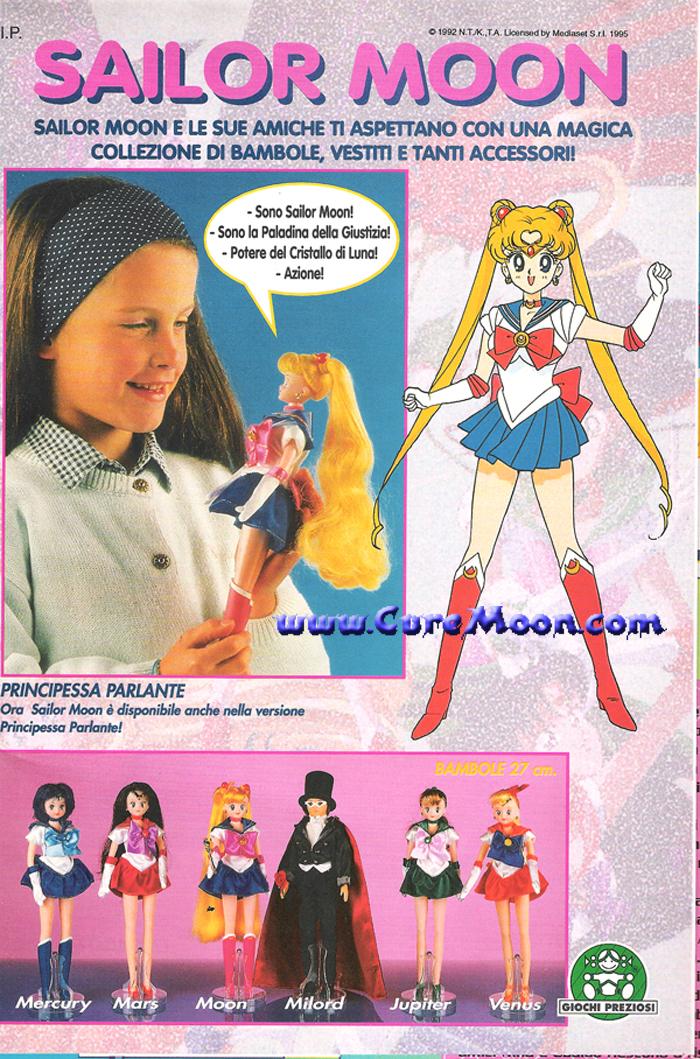 multimedia sailor moon: