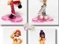 pretty-cure-splash-star-Bloom-Egret-saki-mai-action-figures-set-bandai