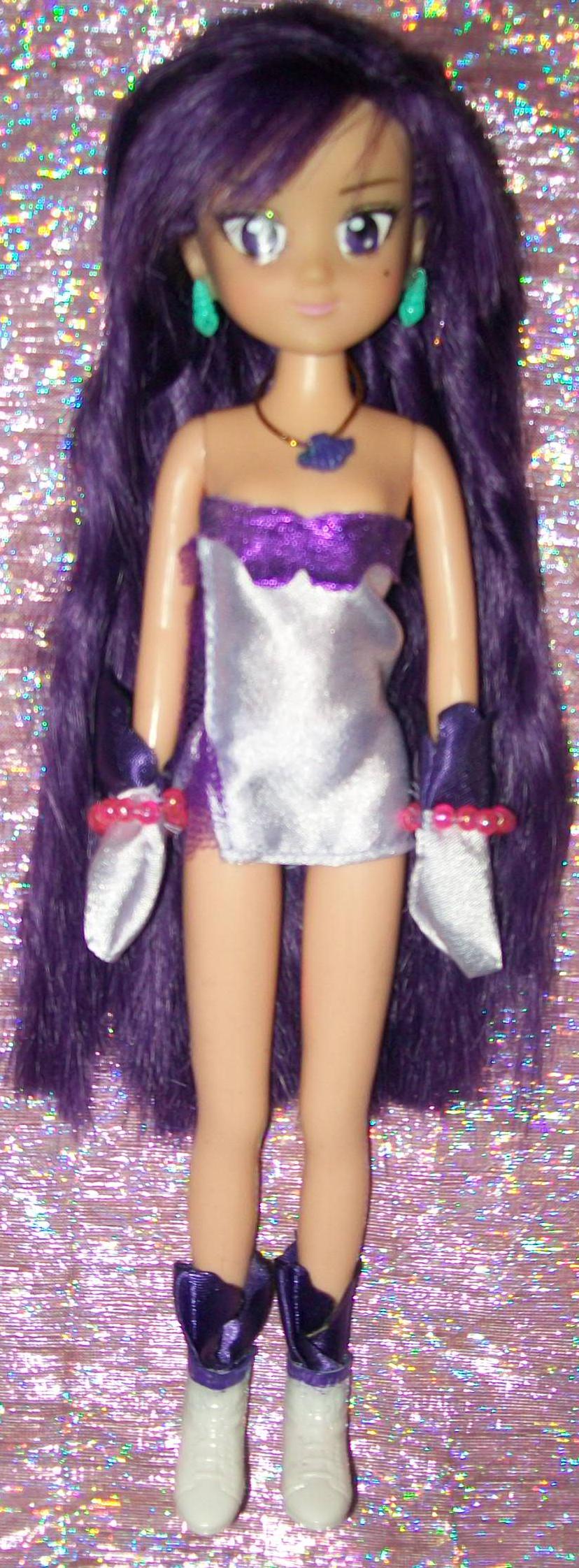 mermaid-melody-bambola-doll-custom-ooak-handmade-caren-idol-bunnytsukino-curemoon