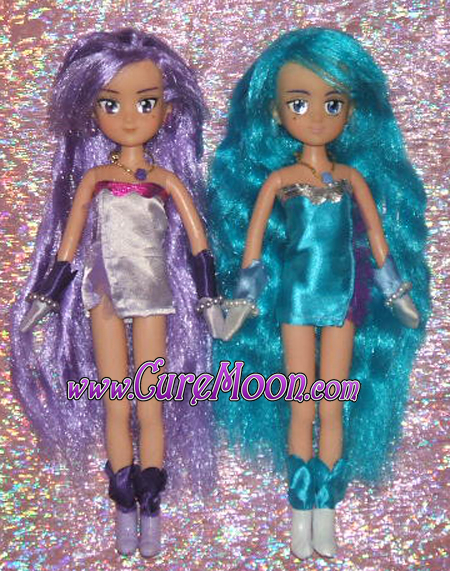 mermaid-melody-custom-dolls-doll-bambole-noel-caren-karen-idol-bunnytsukino-curemoon
