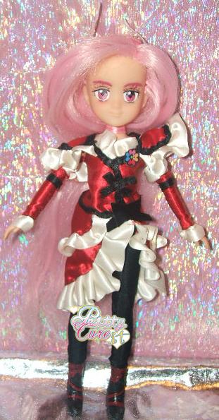 cure-passion-fresh-pretty-cure-custom-bambola-doll