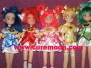 Pretty Cure Custom Dolls