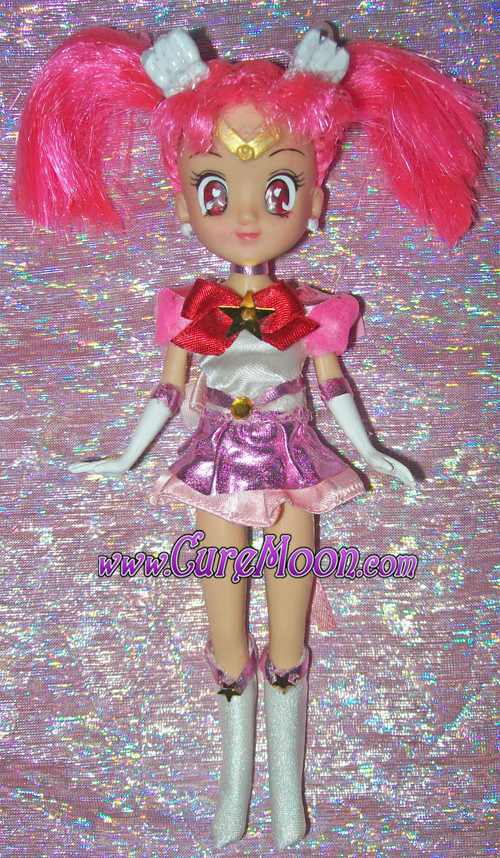 sailor-moon-stars-doll-bambola-sailor-chibiusa-chibimoon-2011-version-custom-ooak-giochi-preziosi-curemoon