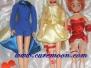 Tokyo Mew Mew Custom Dolls