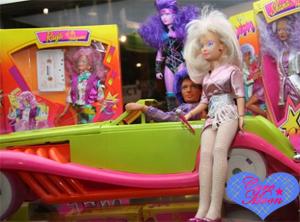 Ritornano con nuove bambole... Jem e le Holograms!