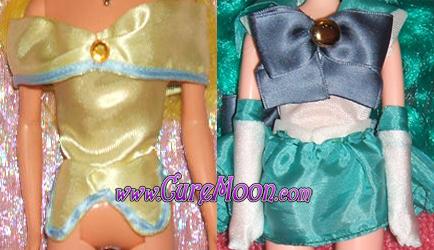 Sissi e Sailor Neptune: Abiti su commissione!