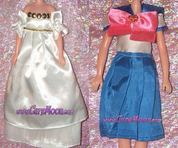 Sailor Moon: 2 nuovi abiti creati su commissione