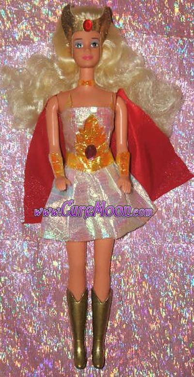 She-ra Principessa del Potere: La Bambola Custom