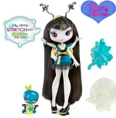 Novi Stars: Ecco le Nuove Bambole e i Nuovi Personaggi