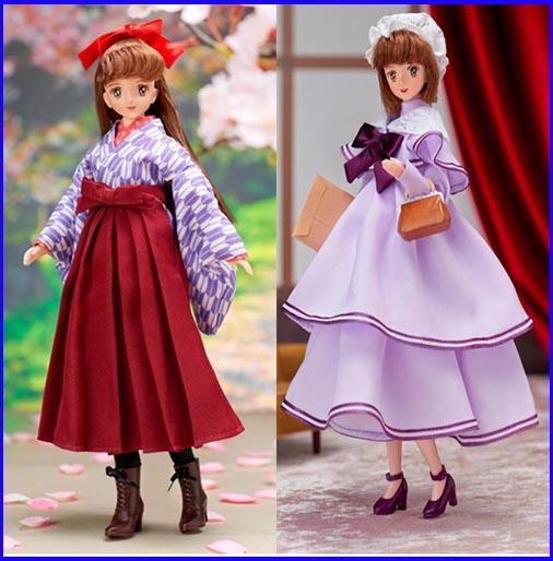 Mademoiselle-Anne-takara-tomy-fashion-dolls-bambole-2015
