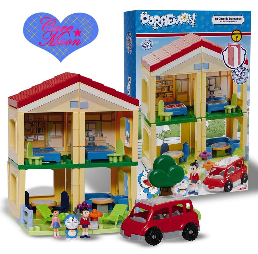 Doraemon-la-casa