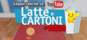 * * Latte e Cartoni – Cure Moon Community * *