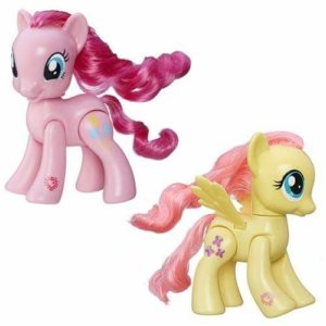 My little pony con movimento alti 20 cm