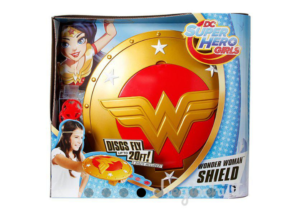 Scudo Wonder woman per rivivere avventure mozzafiato.