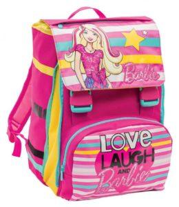 Zaino Barbie by Si,con bambola fashionistas inclusa. Disponibile tutta la linea scuola.