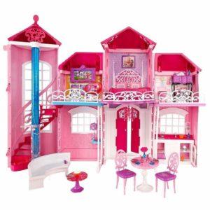 Barbie villa sull'ocean