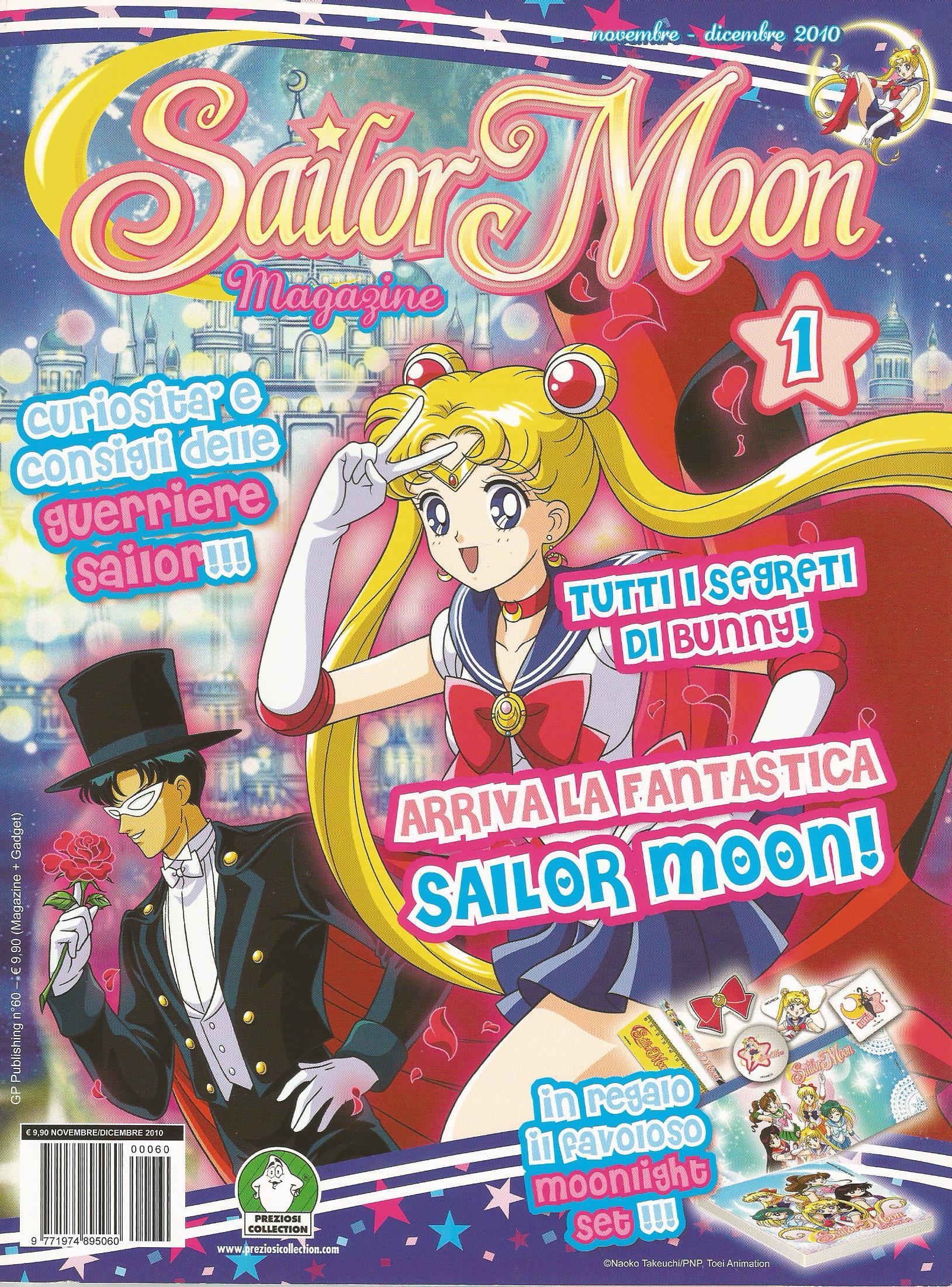 sailor-moon-magazine-numero-1-preziosi-collection