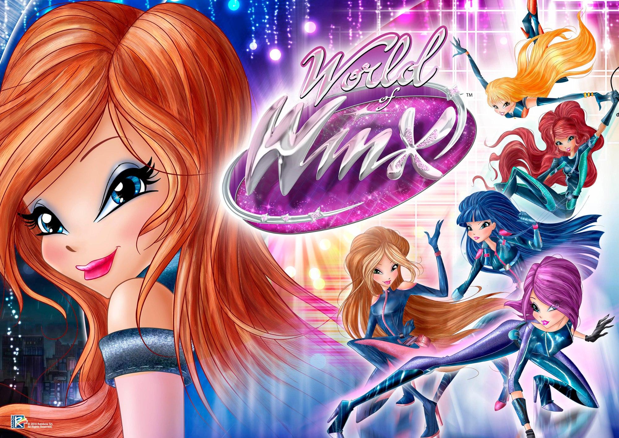 Winx Club WOW: Serie TV In Onda E Presto Nuove Fashion
