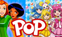 Glitter Force e Totally Spies dal 10 Giugno su POP