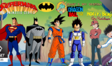 Dragon Ball, Holly e Benji, Batman e Superman da Giugno su Italia2