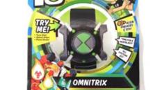Ben10: Giochi Preziosi con i nuovi giocattoli 2017