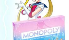Arrivano i Monopoly ufficiali di Sailor Moon e One Piece