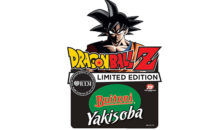 DRAGON BALL Z: in arrivo Yakisoba a tema da Buitoni
