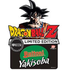 DRAGON BALL Z: in arrivo Yakisoba a tema da Buitoni