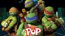 Le Tartarughe Ninja arrivano su POP