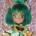Yes! Pretty Cure 5 GoGo: Cure Mint Fashion Doll Bambola Custom ooak