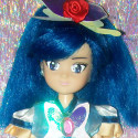 Yes! Pretty Cure 5 GoGo: Cure Aqua Fashion Doll Bambola Custom ooak