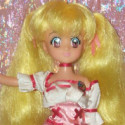 Fresh Pretty Cure: Cure Peach Custom Doll Bambola ooak