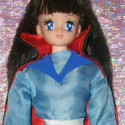 Ransie la strega Bambola custom doll ooak