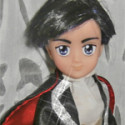 Sailor Moon: Milord Tuxedo Kamen Custom Doll Bambola