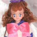 Sailor Moon: Nina (Naru) Custom Doll Bambola Ooak