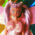 Sailor Moon: Selene Custom Doll Bambola ooak