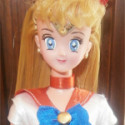 Sailor Venus Excellent Custom Doll Bambola Ooak