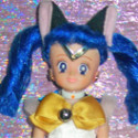 Sailor Moon Live Action: Sailor Luna Custom Doll Bambola Ooak