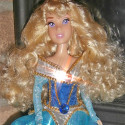 Aurora la bella addormentata nel bosco sleeping beauty Custom doll bambola ooak