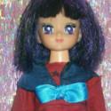 Sailor Moon S: Ottavia (Hotaru) Custom Doll Bambola Ooak
