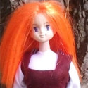 Peline Story Fashion Doll Bambola Custom ooak