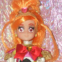 Pretty Cure Splash Star: Cure Bloom Fashion Doll Bambola Custom Ooak