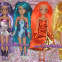 Mermaid Melody Fashion Dolls Bambole Custom ooak