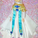 Motu Masters Heman: Sourceress Action Figure Used