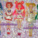 Yes! Pretty Cure 5 Fashion Dolls Bambole Custom Ooak